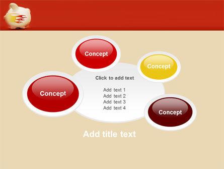 Piggy Bank PowerPoint Template Slide 16