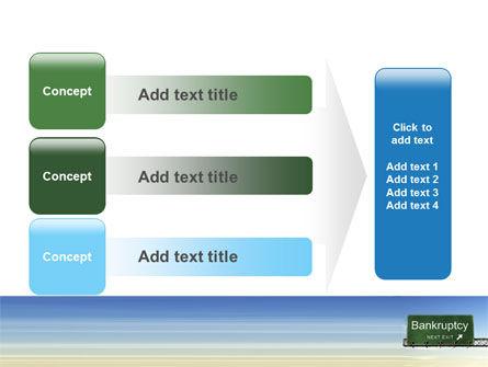 Bankrupt PowerPoint Template Slide 12