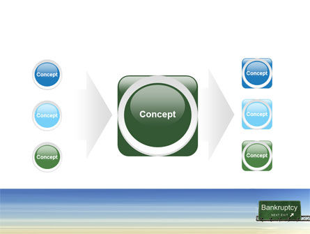 Bankrupt PowerPoint Template Slide 17