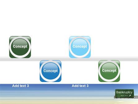 Bankrupt PowerPoint Template Slide 19