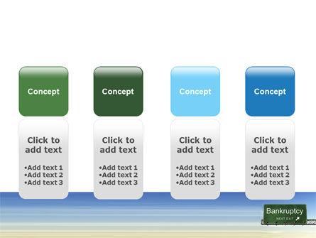 Bankrupt PowerPoint Template Slide 5