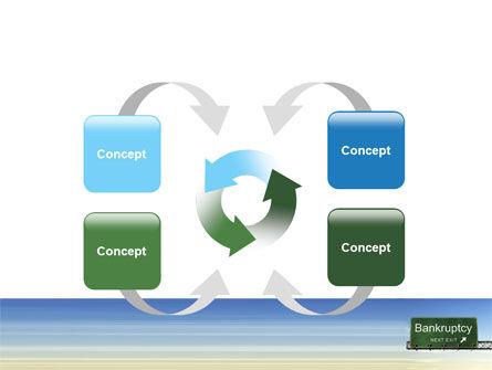 Bankrupt PowerPoint Template Slide 6