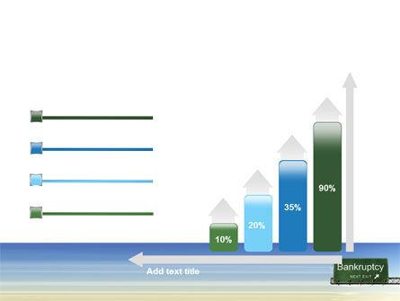 Bankrupt PowerPoint Template Slide 8