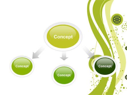 Hair Care PowerPoint Template, Slide 4, 05653, Medical — PoweredTemplate.com