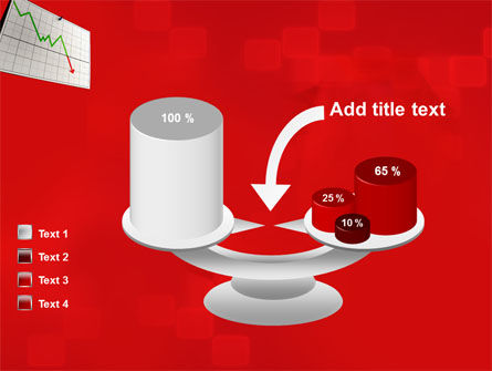Rate Decrease PowerPoint Template Slide 10