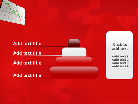 Rate Decrease PowerPoint Template Slide 8