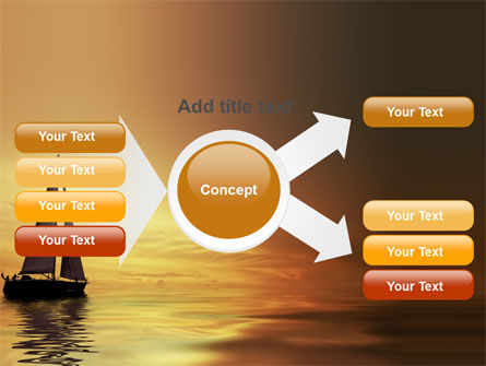 Yacht PowerPoint Template Slide 15