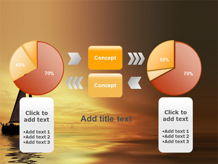 Yacht PowerPoint Template Slide 16