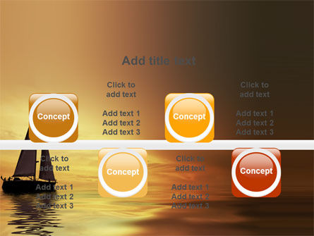 Yacht PowerPoint Template Slide 18