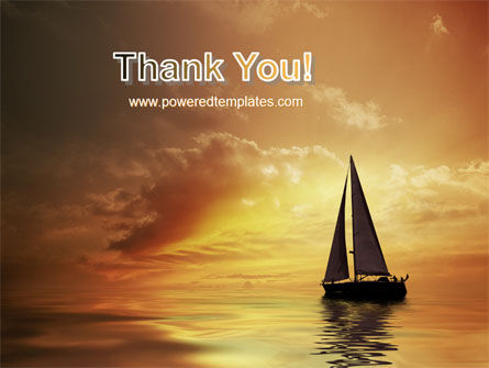 Yacht PowerPoint Template Slide 20