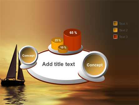 Yacht PowerPoint Template Slide 6