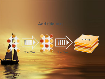 Yacht PowerPoint Template Slide 9