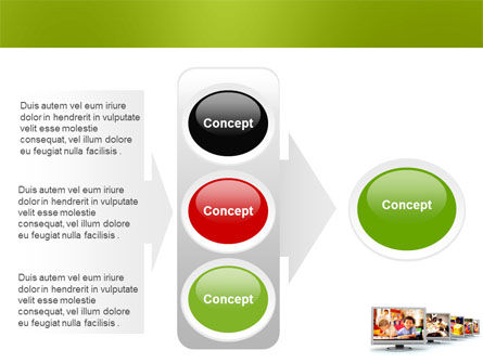 Kids Computer PowerPoint Template Slide 11