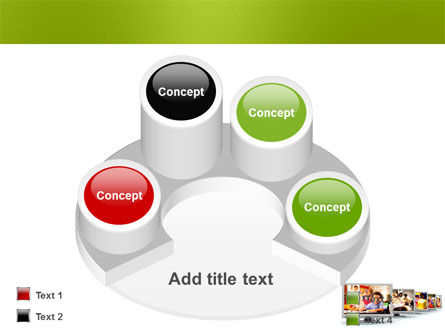 Kids Computer PowerPoint Template Slide 12