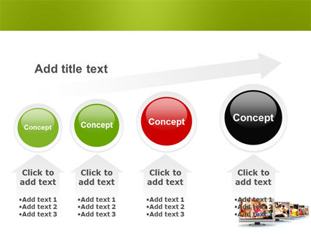Kids Computer PowerPoint Template Slide 13