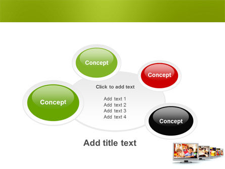 Kids Computer PowerPoint Template Slide 16