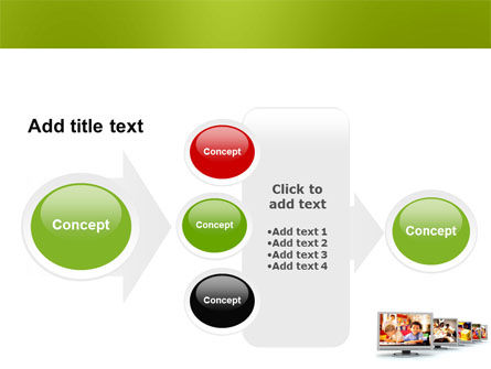 Kids Computer PowerPoint Template Slide 17