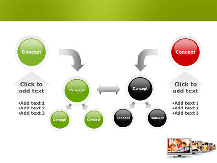 Kids Computer PowerPoint Template Slide 19