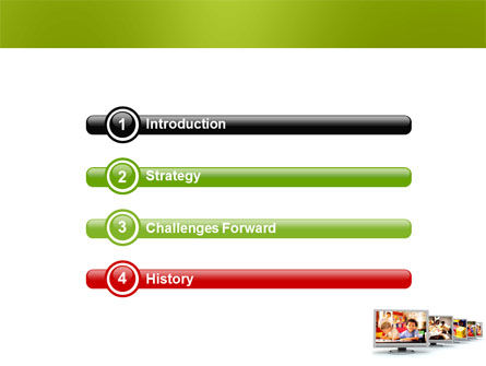 Kids Computer PowerPoint Template, Slide 3, 05659, Education & Training — PoweredTemplate.com