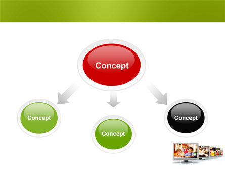 Kids Computer PowerPoint Template, Slide 4, 05659, Education & Training — PoweredTemplate.com
