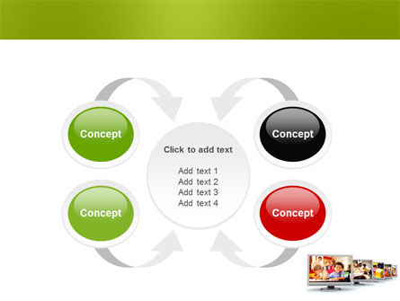 Kids Computer PowerPoint Template Slide 6