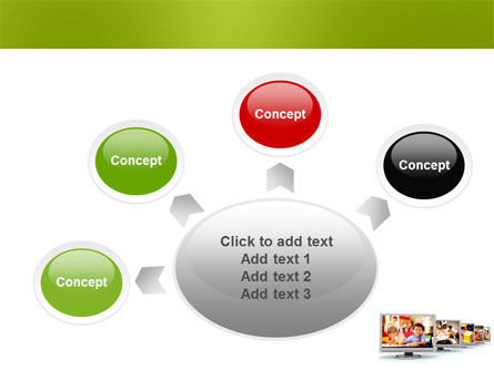 Kids Computer PowerPoint Template Slide 7