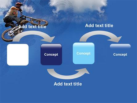 Freeride PowerPoint Template, Slide 4, 05663, Sports — PoweredTemplate.com