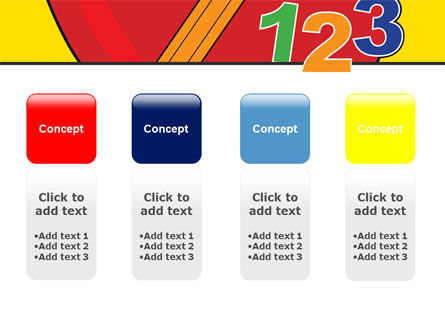 Initial Knowledge PowerPoint Template Slide 5