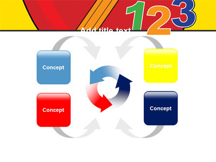 Initial Knowledge PowerPoint Template Slide 6