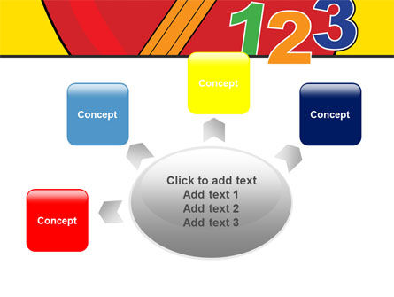 Initial Knowledge PowerPoint Template Slide 7
