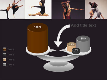 Contemporary Dance PowerPoint Template Slide 10