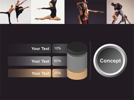 Contemporary Dance PowerPoint Template Slide 11