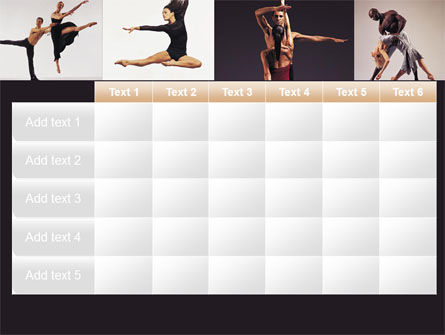 Contemporary Dance PowerPoint Template Slide 15