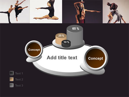 Contemporary Dance PowerPoint Template Slide 16
