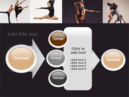 Contemporary Dance PowerPoint Template Slide 17