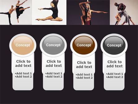 Contemporary Dance PowerPoint Template Slide 5