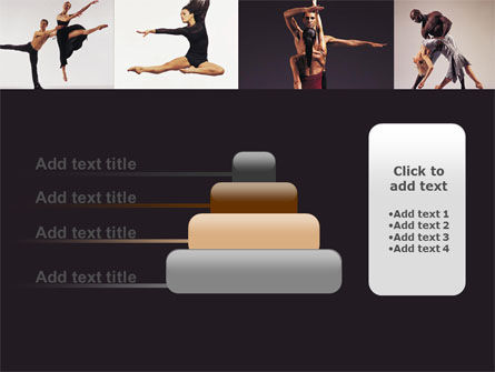Contemporary Dance PowerPoint Template Slide 8