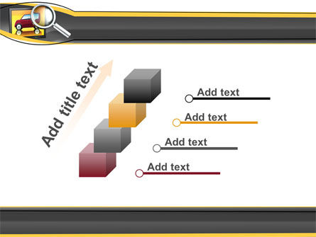 Auto Search PowerPoint Template Slide 14