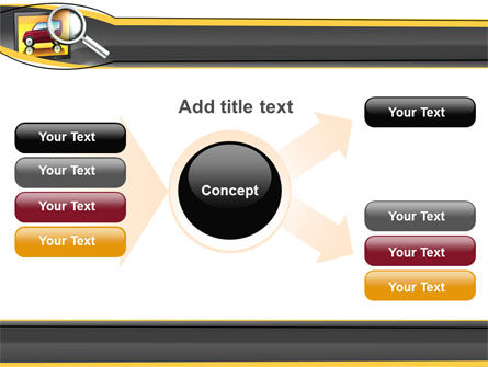 Auto Search PowerPoint Template Slide 15