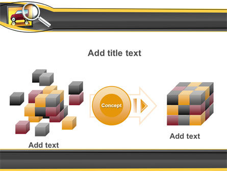 Auto Search PowerPoint Template Slide 17