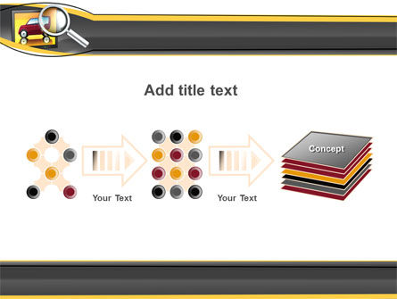 Auto Search PowerPoint Template Slide 9