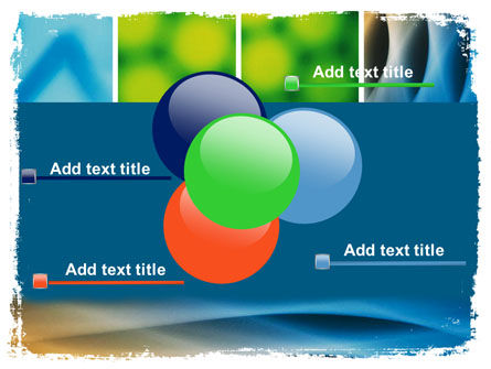 Colors Multiscreen Collage PowerPoint Template Slide 10
