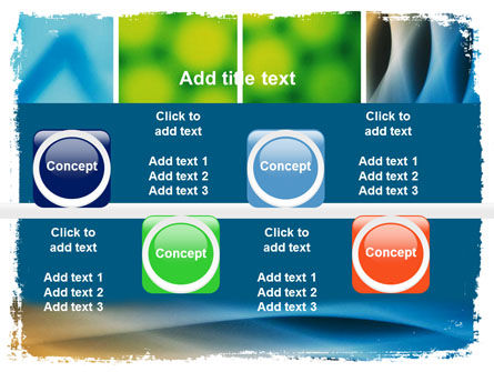 Colors Multiscreen Collage PowerPoint Template Slide 19