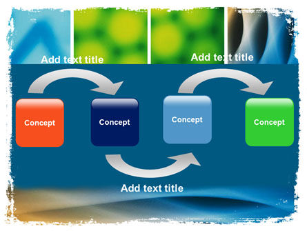 Colors Multiscreen Collage PowerPoint Template Slide 4