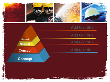 Emergency Situation PowerPoint Template, Slide 4, 05675, Legal — PoweredTemplate.com