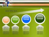 Football Match PowerPoint Template#13