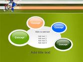 Football Match PowerPoint Template#16