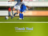 Football Match PowerPoint Template#20