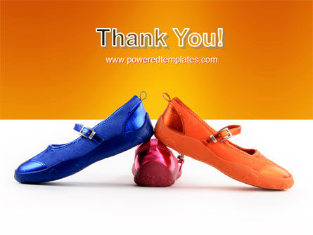 Slippers PowerPoint Template Slide 20