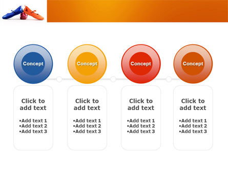 Slippers PowerPoint Template Slide 5